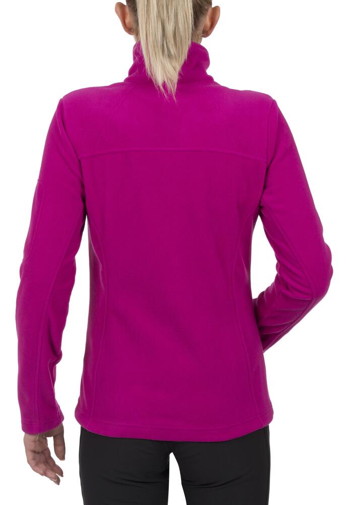 Veste columbia femme rose